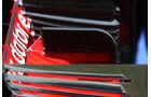 McLaren-Heckflügel - GP Indien - 27.10.2011