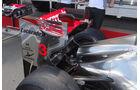 McLaren Heckflügel GP Kanada 2012
