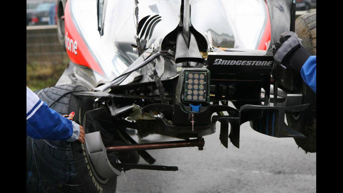 McLaren Hockenheim