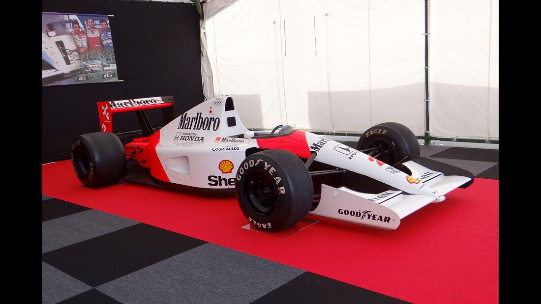 McLaren-Honda F1-Renner - Formel 1 - GP Japan - Suzuka - 10. Oktober 2013