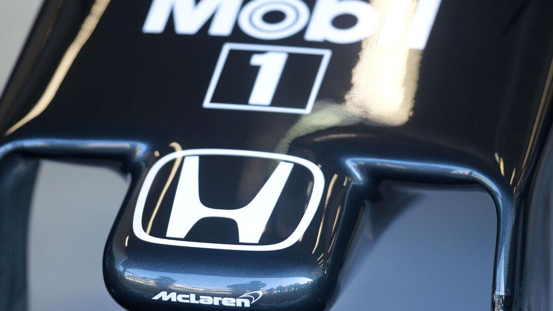 McLaren-Honda - Formel 1 - GP Belgien - Spa-Francorchamps - 22. August 2015