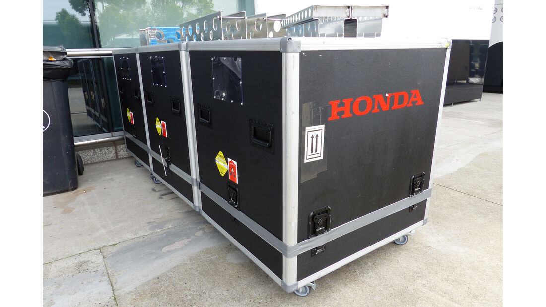 McLaren-Honda - Formel 1 - GP China - Shanghai - 8. April 2015