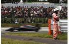 McLaren-Honda - Formel 1 - GP Japan - Suzuka - 26. September 2015