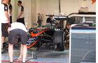 McLaren-Honda - Formel 1 - GP Spanien 2015 - Donnerstag - 7.5.2015