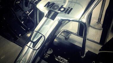McLaren-Honda - Formel 1 - Test - Abu Dhabi - 26. November 2014