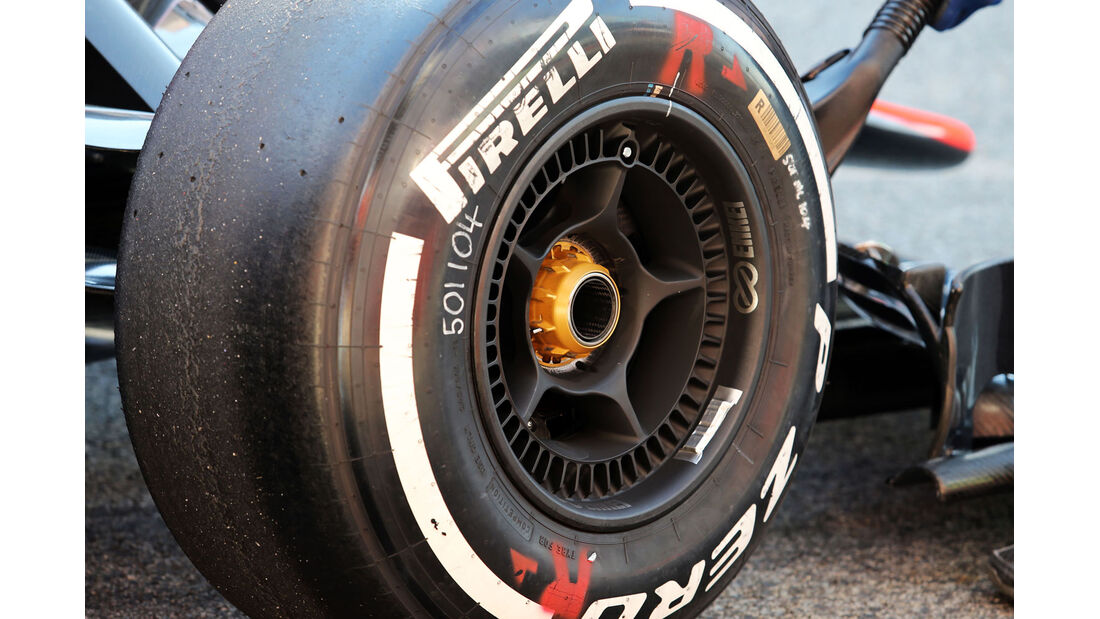 McLaren-Honda - Formel 1-Test - Barcelona - 19. Februar 2015