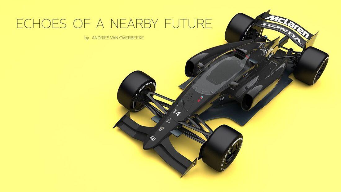 McLaren-Honda Formula 1 Concept