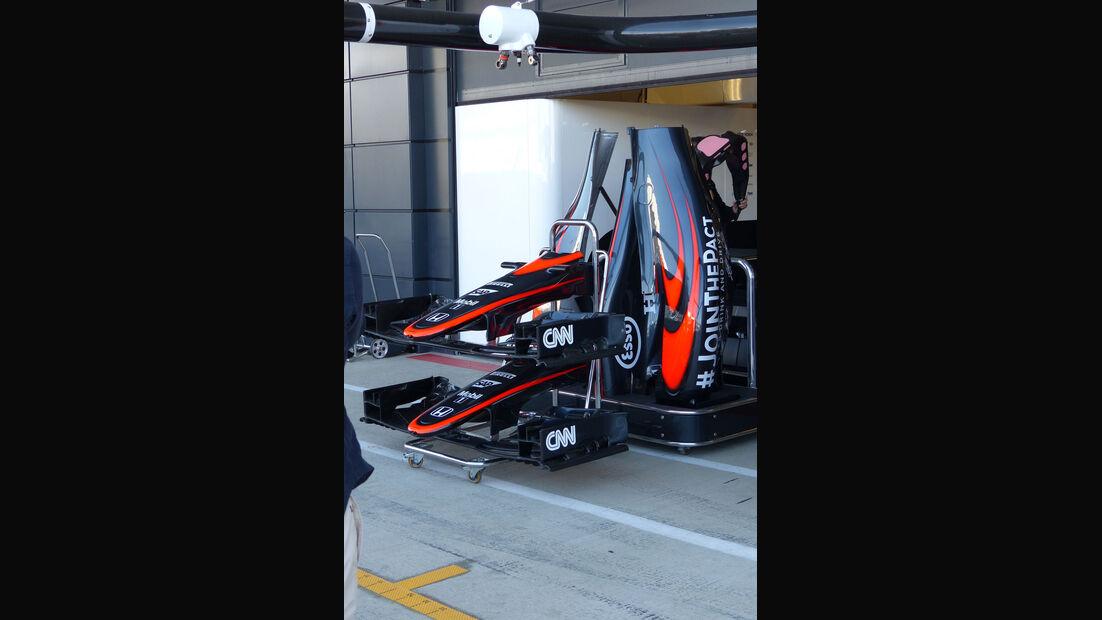 McLaren-Honda - GP England - Silverstone - Freitag - 3.7.2015