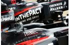McLaren-Honda - GP England - Silverstone - Qualifying - Samstag - 4.7.2015
