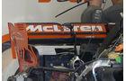McLaren-Honda - GP Österreich 2017 - Spielberg - Formel 1 - Donnerstag - 6.7.2017