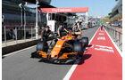 McLaren-Honda - GP Österreich - Spielberg - Formel 1 - Freitag - 7.7.2017