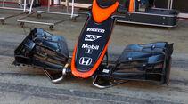 McLaren-Honda - GP Spanien - Formel 1 - Mittwoch - 6.5.2015
