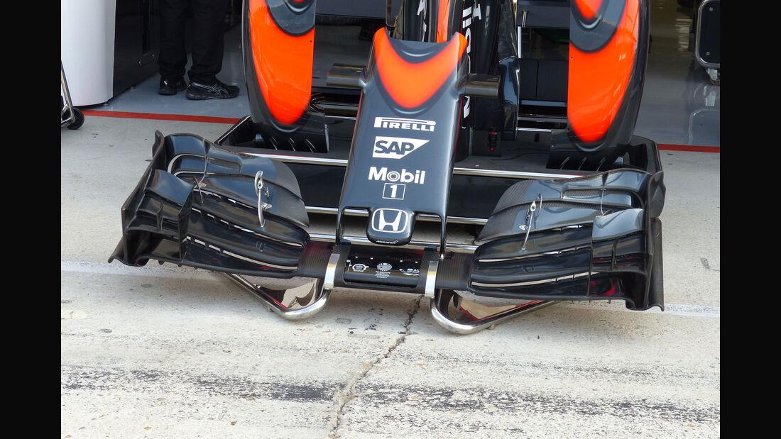 McLaren-Honda - GP Ungarn - Budapest - Freitag - 24.7.2015