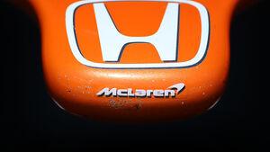 McLaren-Honda - Logo - F1 2017