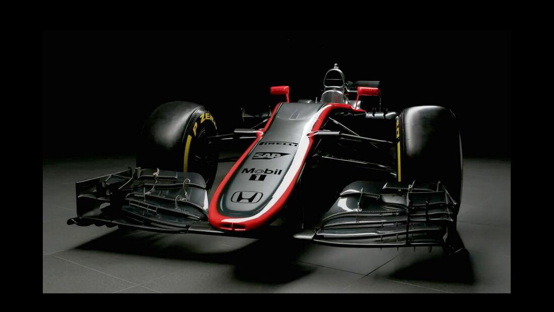 McLaren Honda - MP4-30 - 2015