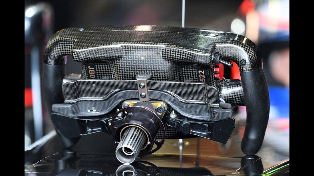 McLaren - Jenson Button - Lenkrad - F1 2016
