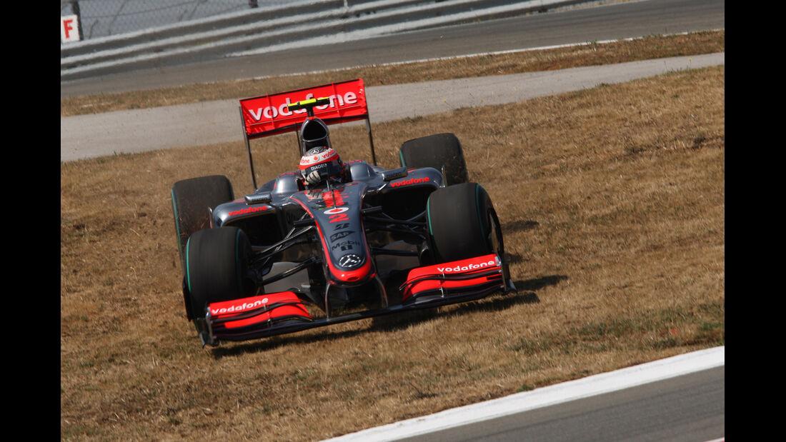 McLaren - Kovalainen - GP Türkei 2009