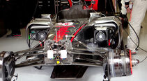 McLaren Leitbleche GP Belgien 2012