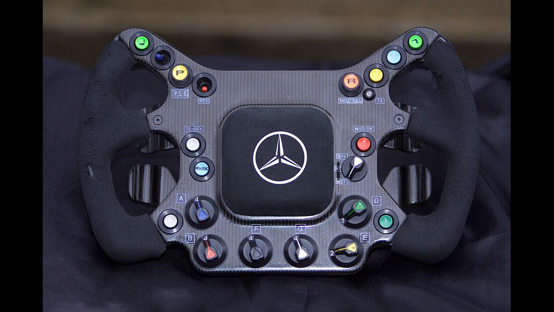 McLaren Lenkrad 2002