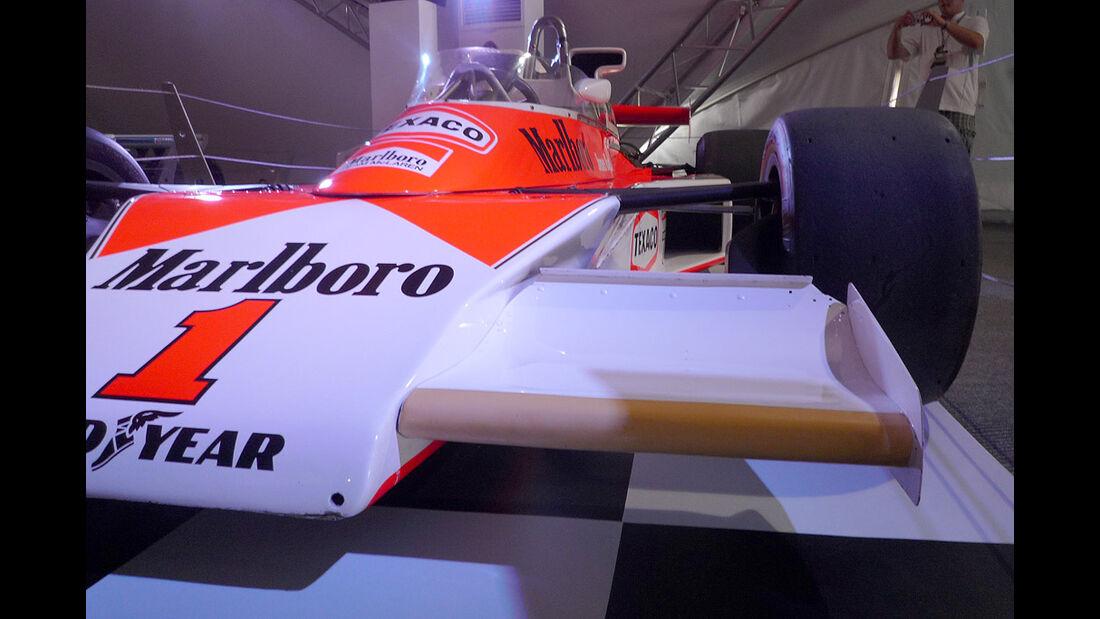 McLaren M23 1977