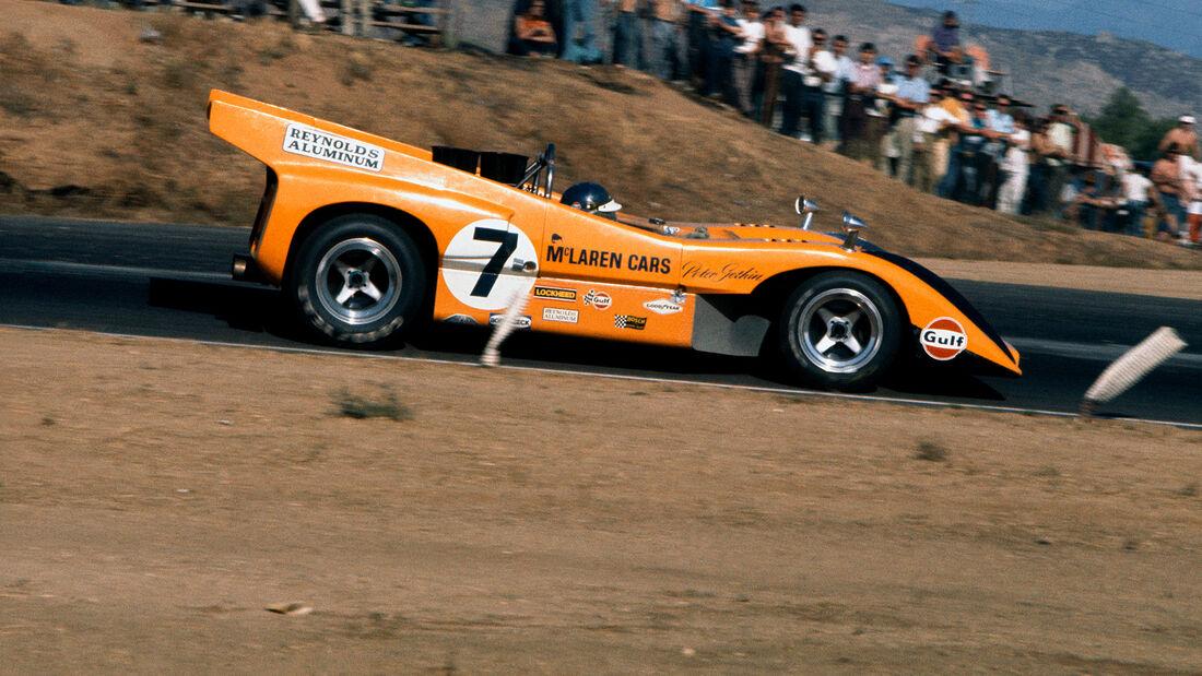 McLaren M8D - Can-Am - 1970