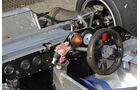 McLaren M8F, Detail, Lenkrad