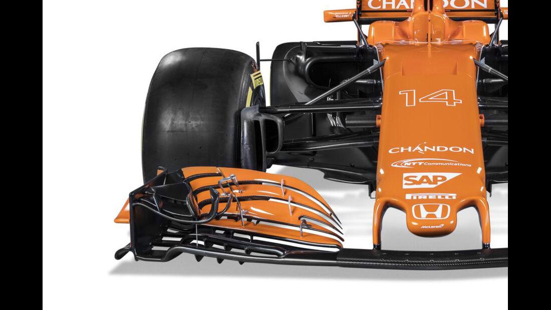 McLaren MCL32 - F1 - 2017