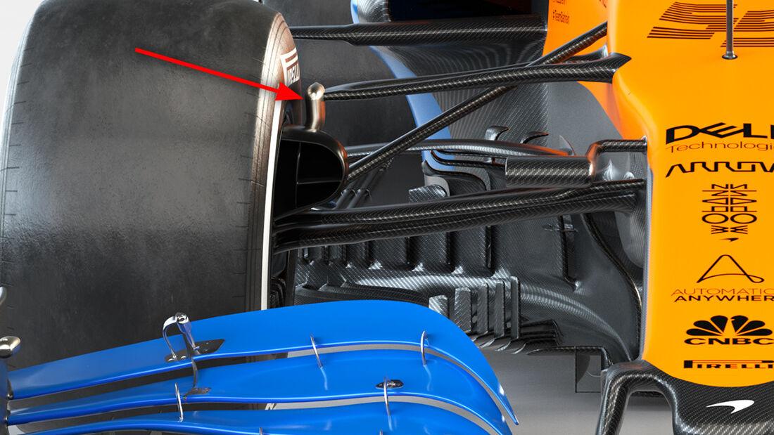 McLaren MCL35 - F1-Auto 2020