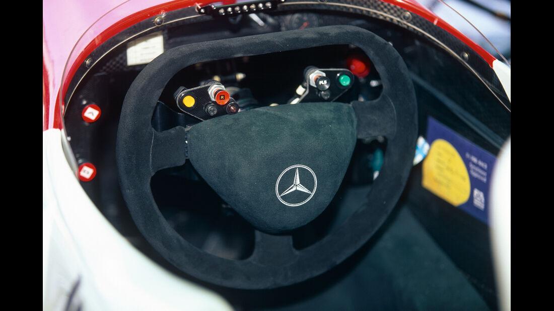 McLaren MP4/11 1996 Lenkrad
