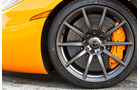 McLaren MP4-12C, Bremse