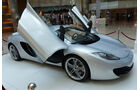 McLaren MP4-12C - Carspotting Bahrain 2014