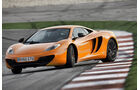 McLaren MP4-12C, Drift