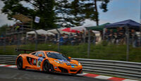 McLaren MP4-12C GT3 - Dörr Motorsport - 24h-Rennen Nürburgring 2014 - Top-30-Qualifying