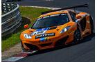 McLaren MP4-12C GT3 - Dörr Motorsport - Impressionen - 24h-Rennen Nürburgring 2014 - #66