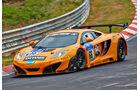 McLaren MP4-12C GT3 - Dörr Motorsport - Startnummer: #66 - Bewerber/Fahrer: Kevin Estre, Peter Kox,Tim Mullen, Sascha Bert - Klasse: SP9 GT3