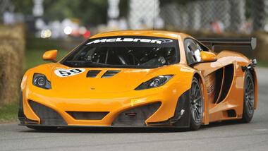 McLaren MP4-12C GT3 - Goodwood 2011