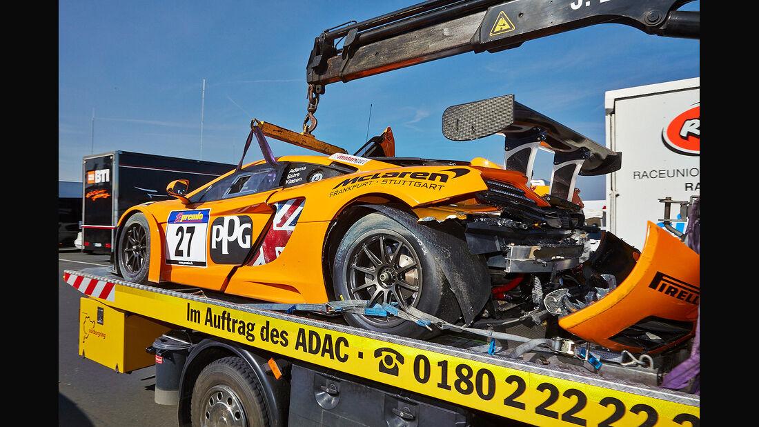 McLaren MP4 12C GT3 - VLN - Nürburgring Nordschleife - 29. März 2014