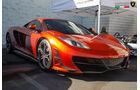 McLaren MP4-12C RHZ  - Supercar-Show - Newport Beach - Oktober 2016
