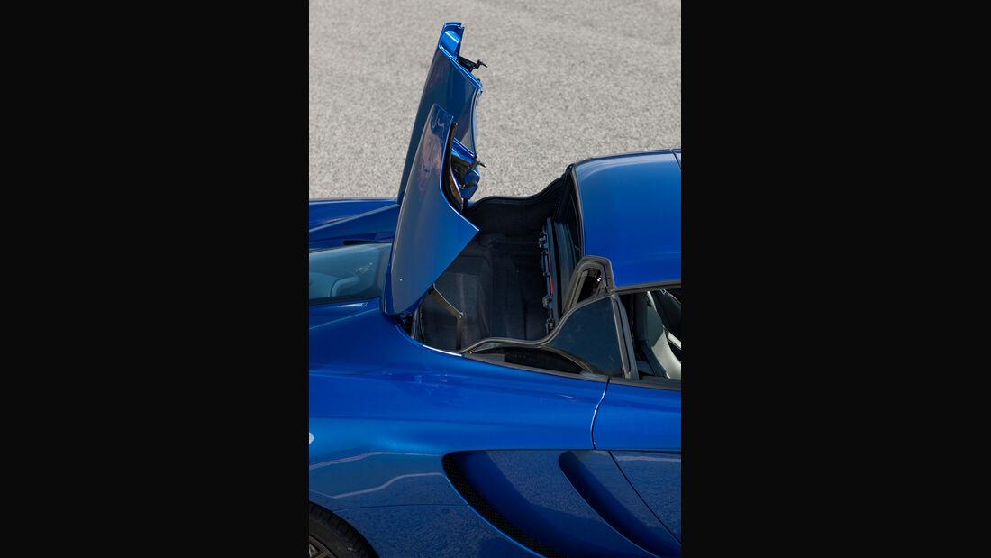McLaren MP4-12C Spider, Cabriodach, Luke