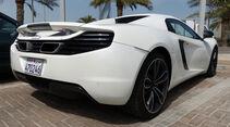 McLaren MP4-12C Spider - Carspotting Bahrain 2014