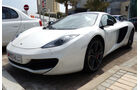 McLaren MP4-12C Spider - Carspotting Bahrain 2014