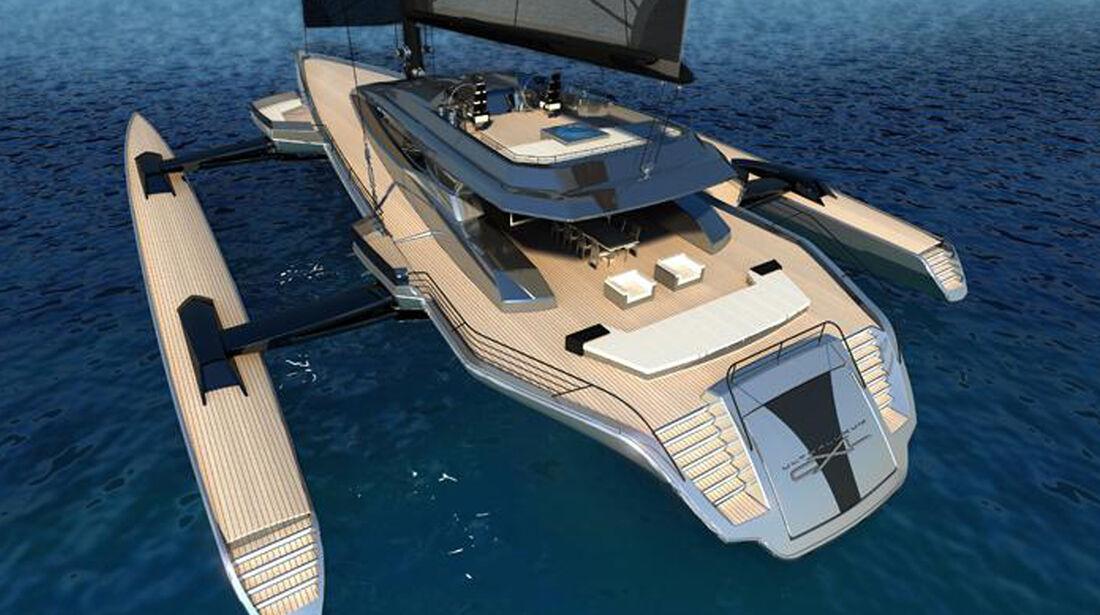 McLaren MP4-12C Ultra Luxum Yachting