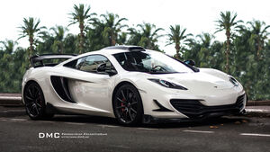 "McLaren MP4 12C ""Velocita - Wind Edition"" - DMC"
