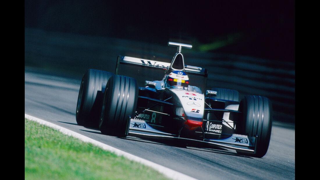 McLaren MP4-13 - Formel 1 1998