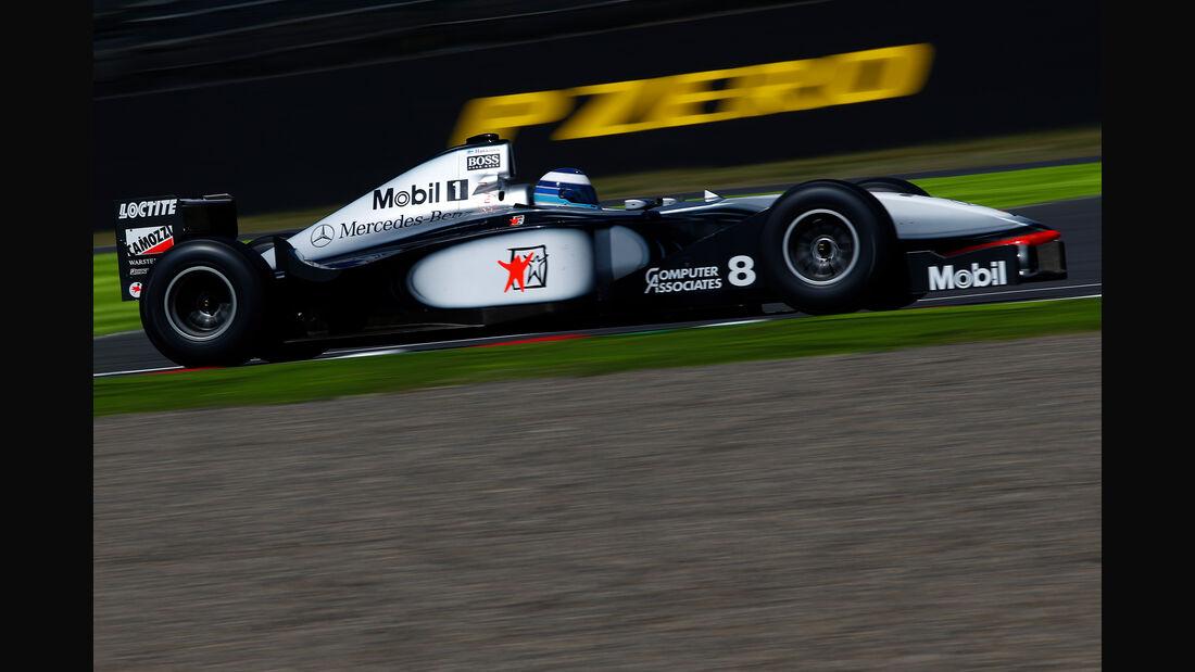 McLaren MP4-13 - Mika Häkkinen - Klassiker-Parade - GP Japan 2018