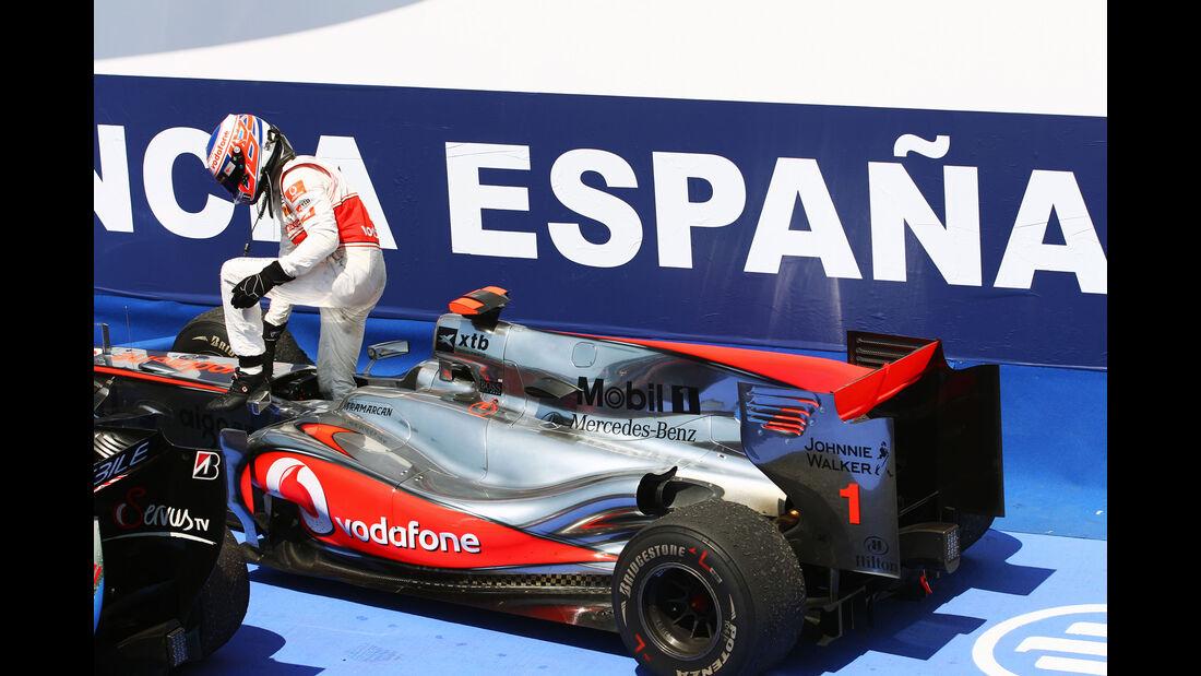 McLaren MP4-25 - Jenson Button - F1 2010