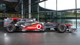McLaren MP4-25A - Formel 1 2010 - Auktion - Hamilton - RM Sothebys - 2021