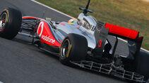 McLaren MP4-26 - Formel 1 2011