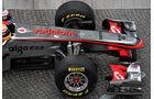 McLaren MP4-26, Frontflügel