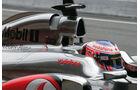 McLaren MP4-26 Test Barcelona 2011